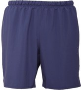 Reebok Mens One Series 7 Inch Running Shorts Blue Ink
