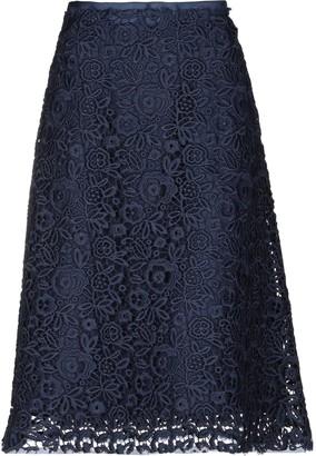 Miu Miu 3/4 length skirts