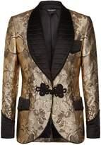 Dolce & Gabbana Floral Jacquard Blazer