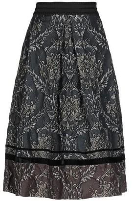 Clips 3/4 length skirt