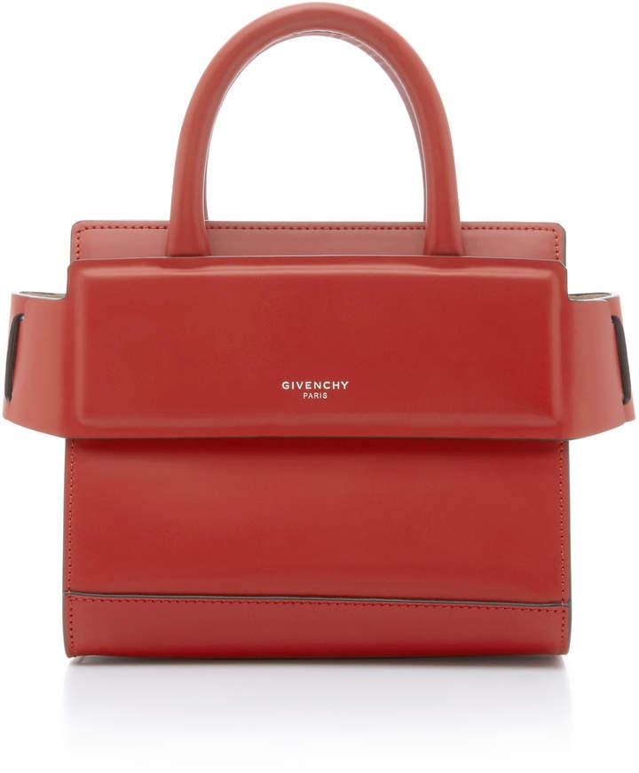 Givenchy Horizon Leather Shoulder Bag