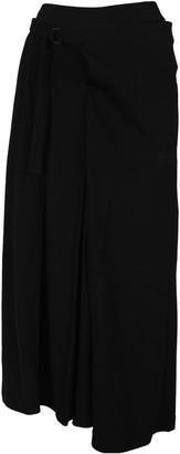 Y-3 Wrap Midi Skirt