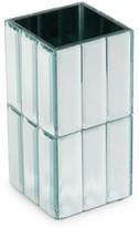 American Atelier Spa Tiled Mirrored Tumbler Holder