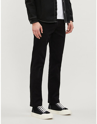7 For All Mankind Ronnie Chino Luxe Performance tapered-fit trousers