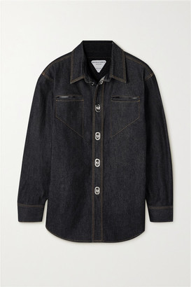 Bottega Veneta Denim Shirt - Navy