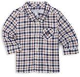 Tartine et Chocolat Baby's Check Cotton Button-Down Shirt