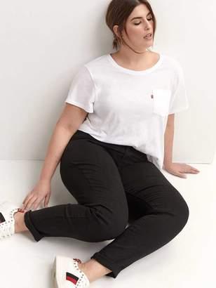 Levi's 311 Shaping Skinny Jean in Soft Black