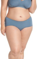 Only Hearts Plus Size Women's So Fine Ruched Hipster Briefs