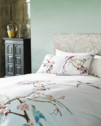 Ted Baker FLORAEE Flight of the Orient double duvet cover