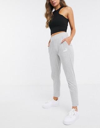 Puma Essentials Drapy Pants in grey