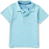 Joules Little Boys 3-6 Striped Polo Shirt