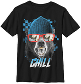 Fifth Sun Black Bear 'Chill' Crewneck Tee - Youth