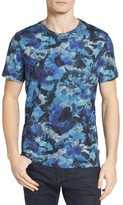 Ted Baker Men's Ruben Watercolor Print T-Shirt