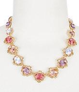 Carolee Spring Bouquet Collar Necklace