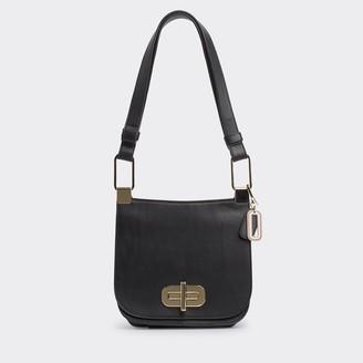 Tommy Hilfiger Mod Leather Turnlock Bag