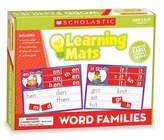Scholastic Word Families