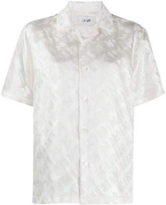 Kirin Tonal Logo Print Shirt