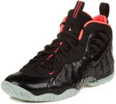 "Nike boys Little Posite Pro (GS) ""Yeezy"" Black/Laser Crimson Synthetic Basketball Shoes Size 6.5Y"
