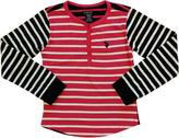 U.S. Polo Assn. Striped Long-sleeve