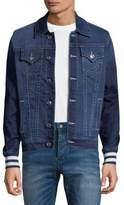 True Religion Denim Trucker Jacket