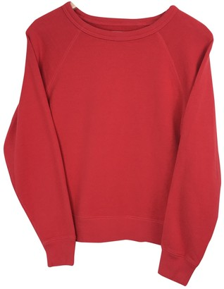 Everlane Red Cotton Top for Women