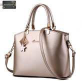 Donalworld Women Soft Ladies Fashion Desinger Tote Bags Handbags Shoulder Bags