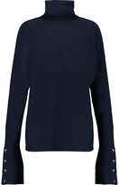 Tibi Merino wool turtleneck sweater