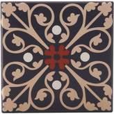 Maxwell & Williams Medina Fes Ceramic Square Tile Coaster, 9cm