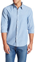 Faherty Selvage Ventura Long Sleeve Shirt