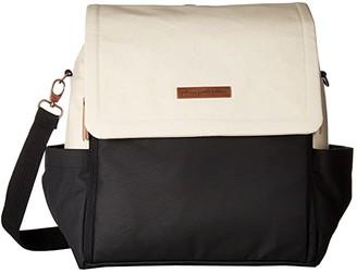 Petunia Pickle Bottom Glazed Color Block Abundance Boxy Backpack