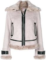 Urban Code Urbancode faux fur shearling coat