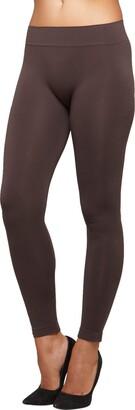 Sensi SENSI' Leggings Women's low waist seamless soft microfibre Made in Italy