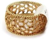 Buccellati Filidoro 18K Yellow Gold Dome Band Ring Size 6