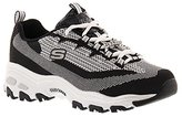 Skechers Women's D'Lites - Shiny & New Casual Shoe