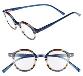 Eyebobs Men's Frizz Bee 39Mm Reading Glasses - Blue