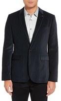 Ted Baker Men's Ernest Trim Fit Velvet Sport Coat