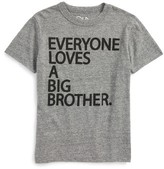 Chaser Boy's Big Brother Graphic T-Shirt