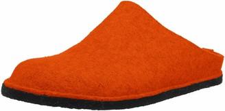 Haflinger Men's Flair Soft Open Back Slippers