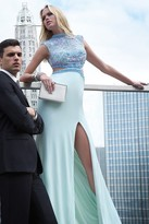 Alyce Paris - 6523 Prom Dress in Light Blue Violet