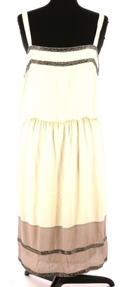 Stella Forest Beige Dress for Women