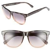 Bobbi Brown Women's The Emerson 54Mm Sunglasses - Black