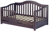 Nickelodeon Sorelle Grande Convertible Toddler Bed with Storage