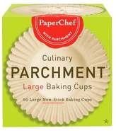 Yoplait PaperChef®; Large Baking Parchment Cups - 60ct