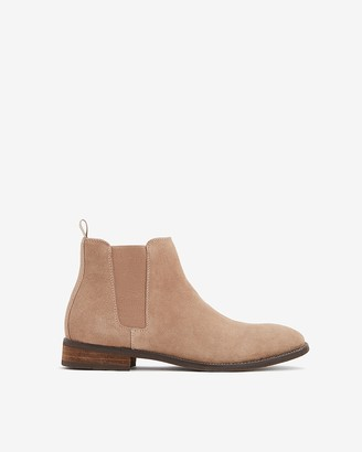 Express Suede Chelsea Boot