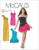 Mccall's M6283 Misses' Lined Dresses