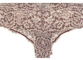 Cosabella Pret-a-porter Corded Lace Mid-rise Briefs