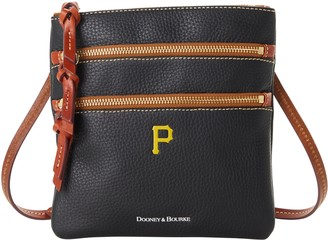 Dooney & Bourke MLB Pirates N S Triple Zip Crossbody