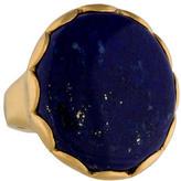 Jamie Wolf 18K Lapis & Diamond Ring