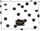 Dolce & Gabbana polka dot card holder