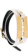 McQ by Alexander McQueen 'Razor' triple wrap bracelet